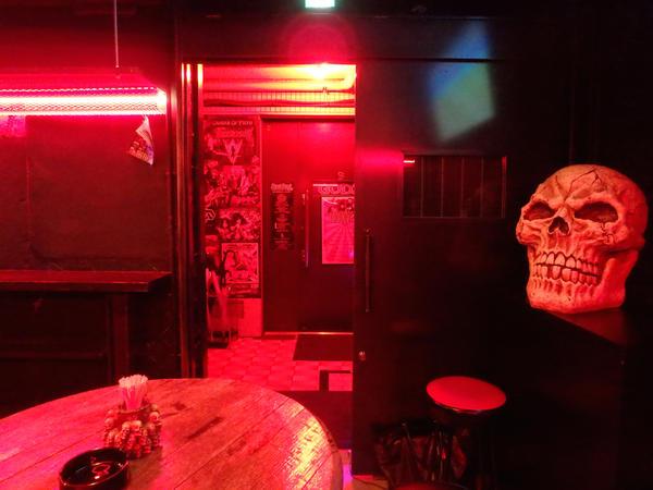 東京都新宿区 ロックバー