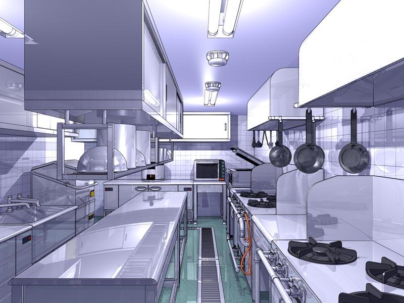 店舗デザイン・店舗設計で大切なこと(厨房)
